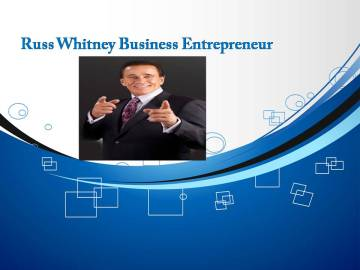 Russ Whitney Business Entrepreneur