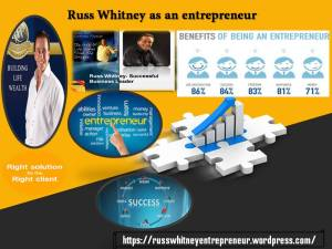 Russ Whitney as an entrepreneur
